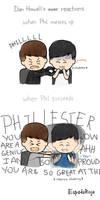 Dan's Reactions