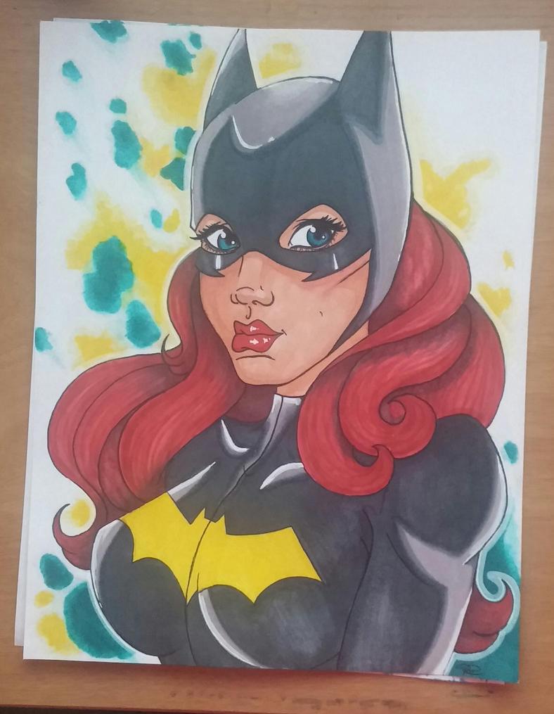 Batgirl by Pradaninja