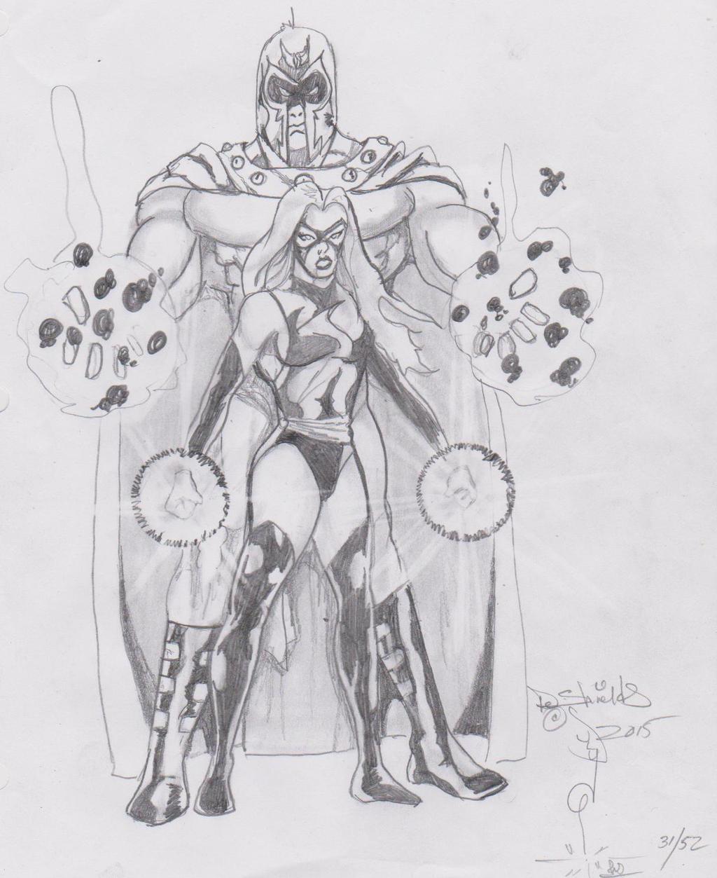 Magneto Ms.Marvel by charlesdeshields9167