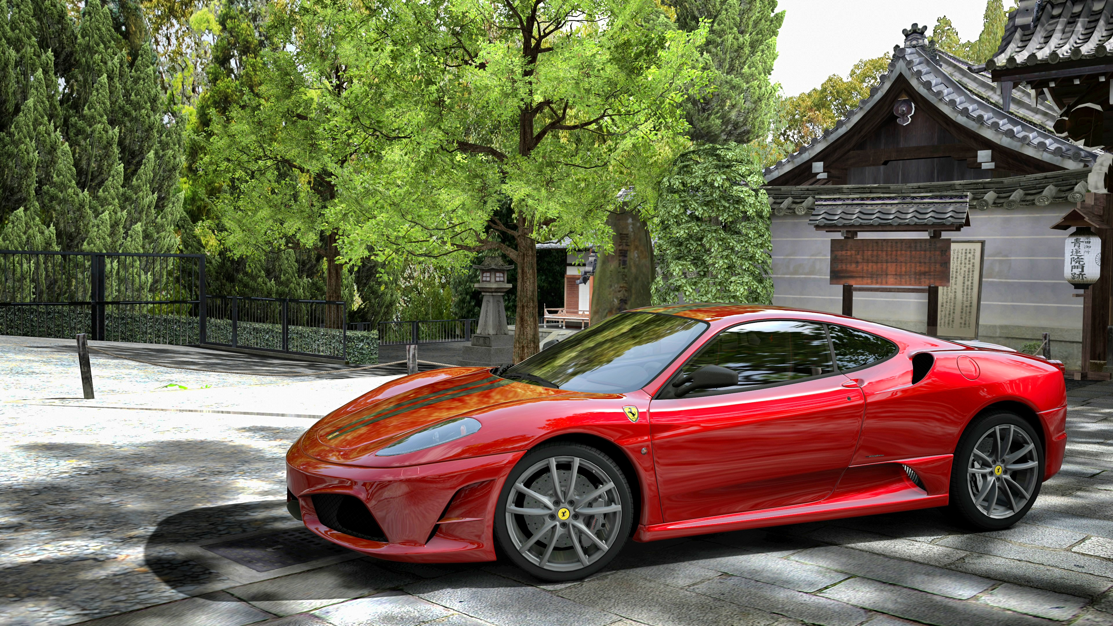 ls land 07 ... Ferrari 430 Scuderia '07 by LS-Coloringlife