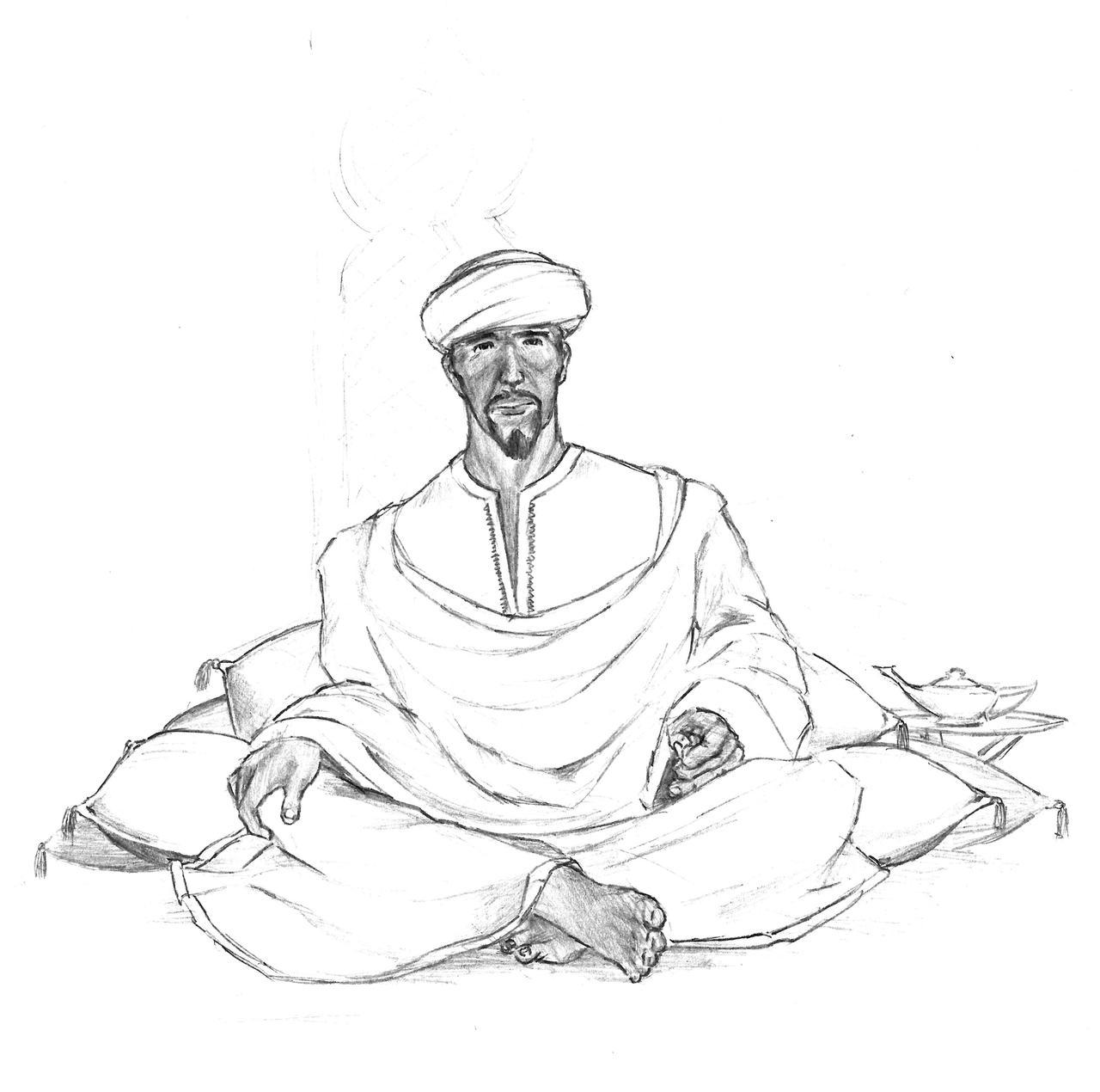 История ислама. От доисламской истории арабов до падения династии
