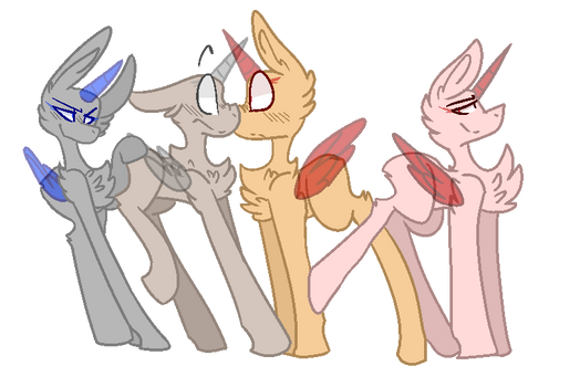 (( ~ Le Shipping Sinners [ MLP BASE ] ~ ))