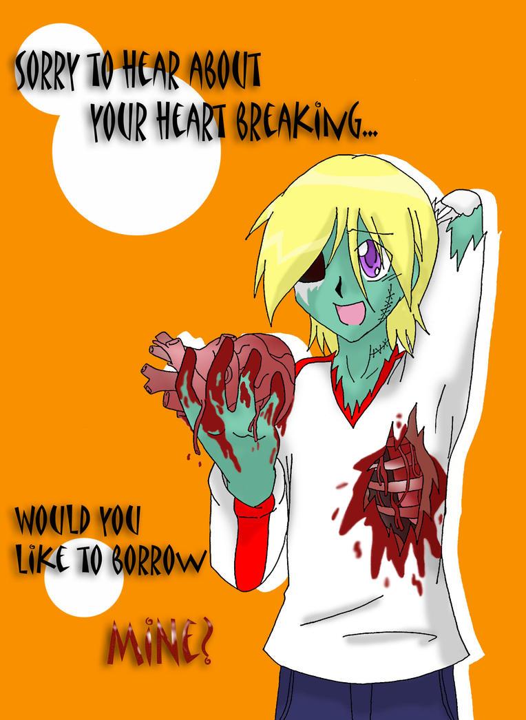 Zombie Valentine By Kayln ...