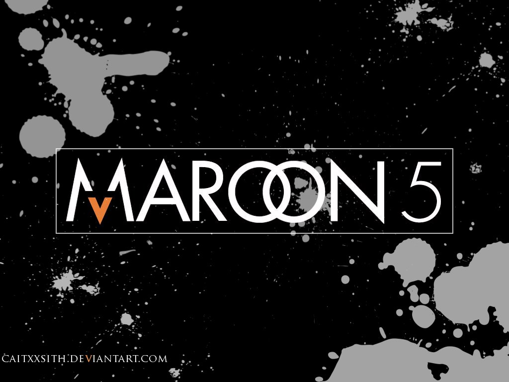 Maroon 5 by CaitxxSith