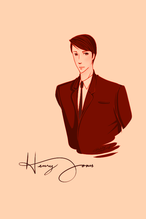 Henry Jones by CaitxxSith