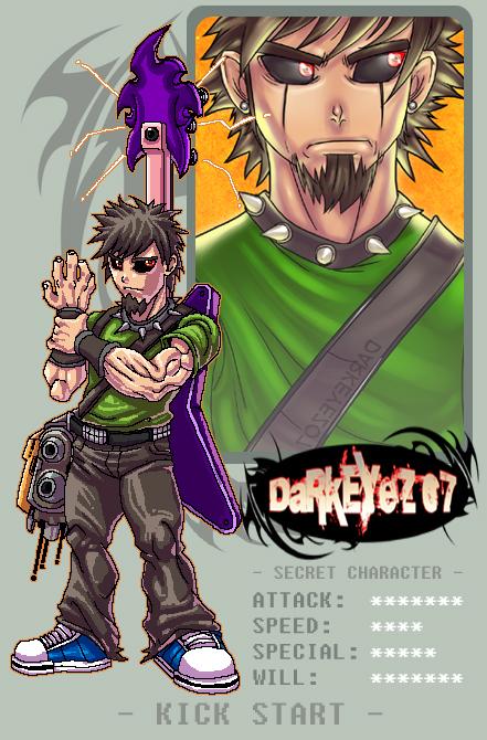 darkeyez07 PIXEL ID by darkeyez07