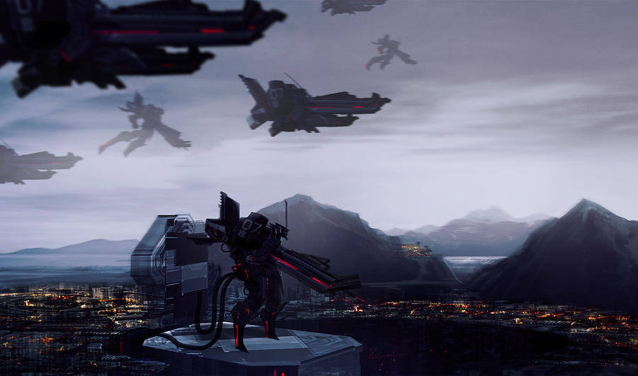 Invasion by darkeyez07