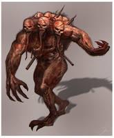 Zombie General by darkeyez07