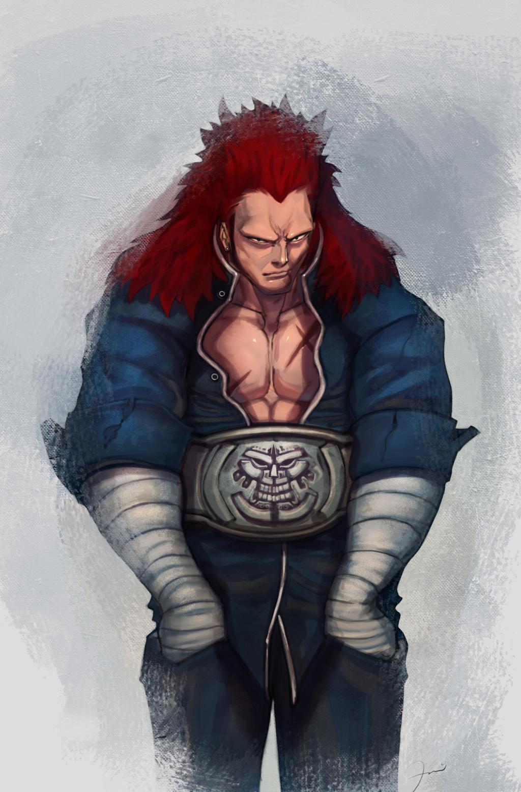 The Champ by darkeyez07