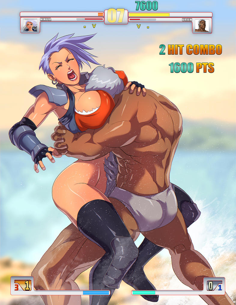 Heracles Backbreaker by darkeyez07