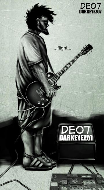 flight by darkeyez07
