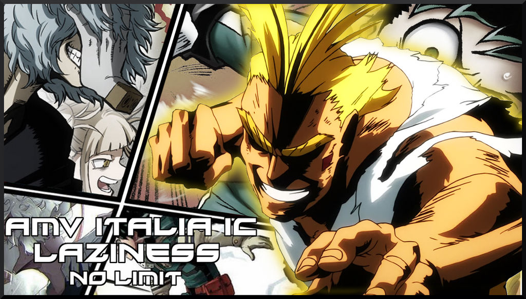 My Hero Academia Banner by AntaresHeart07