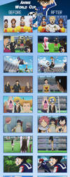 Anime World Cup Making Of by AntaresHeart07