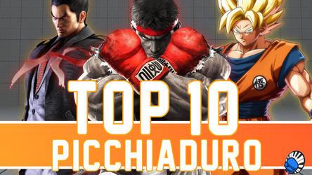 TOP 10 Best Fighting Games Generazione PS4/XBox 1