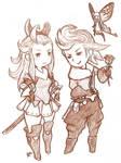 Edea and Ringabel