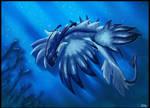 Blue Dragon (Glaucus Atlanticus)