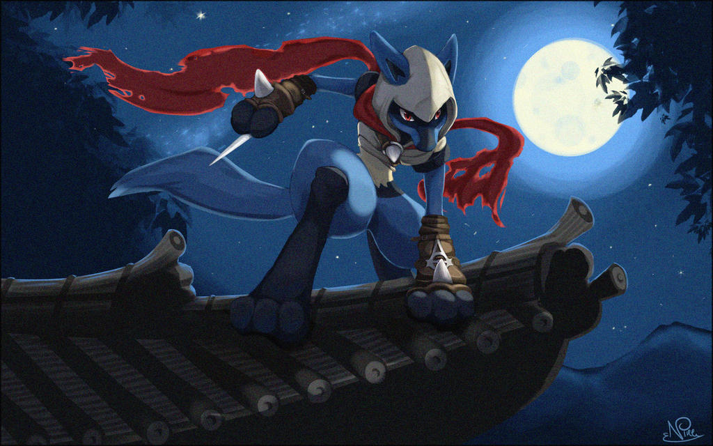 Lucario's Creed by xXNikleXx