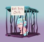 Evil Baby Jail
