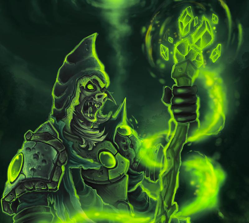 The Re-Animator by Necro--Art