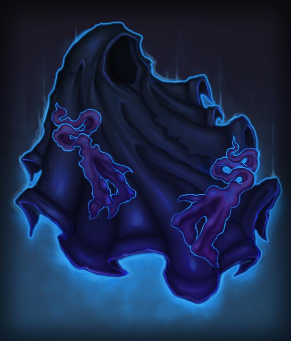 Looming Shroud by Necro--Art