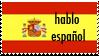 hablo espanol by iheartssharpies