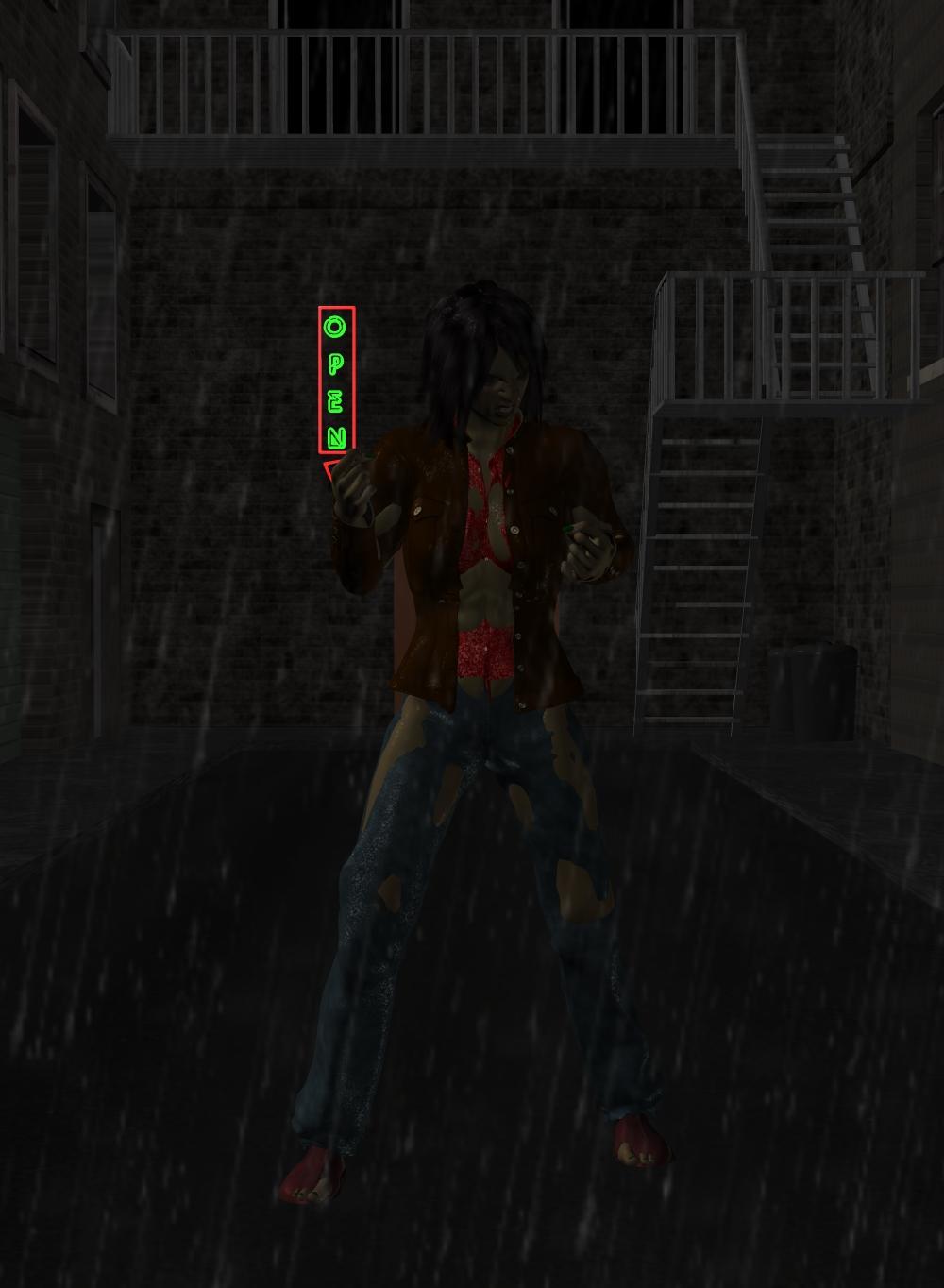 Rage - She Hulk TF 3 by ZeroCaim88