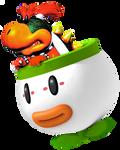 Baby Bowser (SSB4 Bowser Jr. alt costume idea)