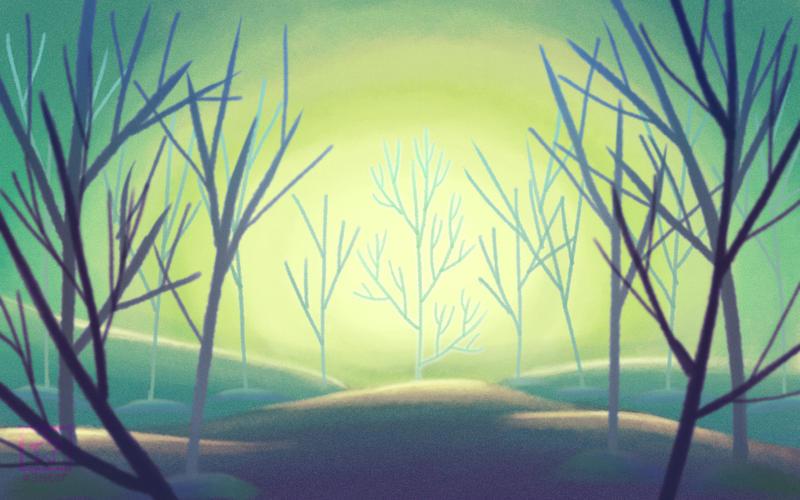 Sunu forest by J1Star