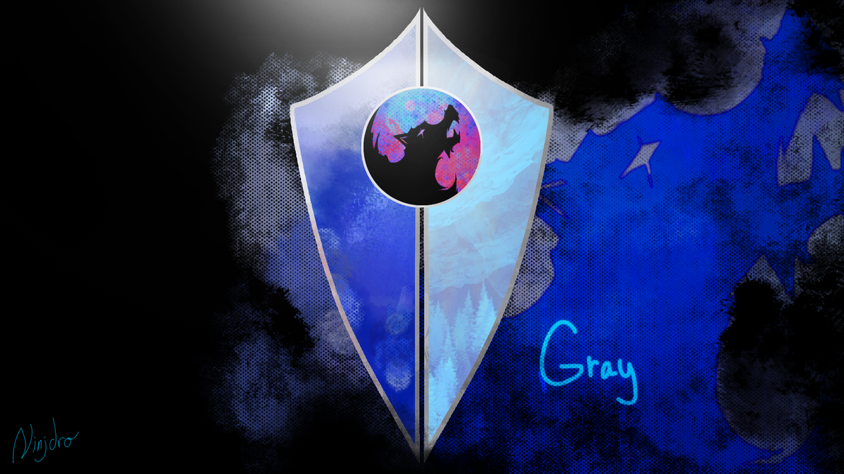 GrayWulfe by Ninjdro