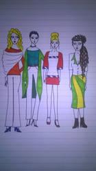 Random fashion by andrea-gould