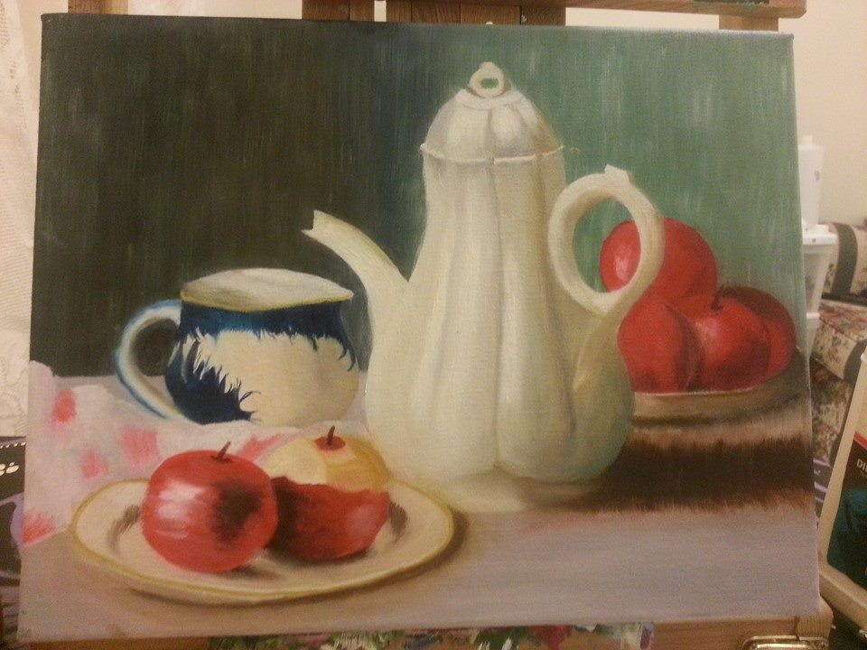 Teatime by teressab