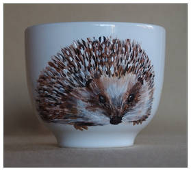 Hedgehog by Xantosia
