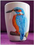 Kingfisher by Xantosia