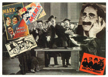 For All You Groucho-ites by MarcSchirmeister