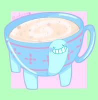 Tea Turtle by 0013Starri