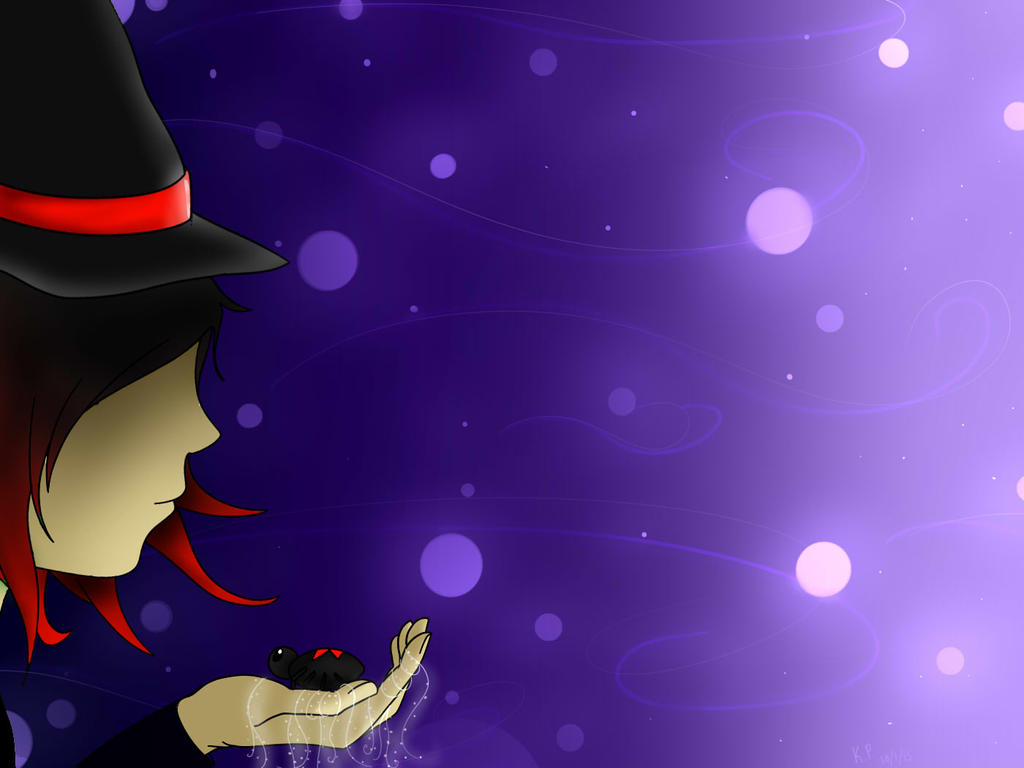 A Witch's Magic by Silverclaw9999