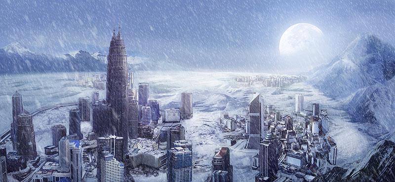 Les Cités-État de Renaaq Snowed_over_by_superspacemonkey