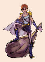 Doodle - Bartz by superspacemonkey