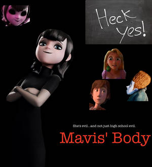 Mavis' Body(x-over)poster