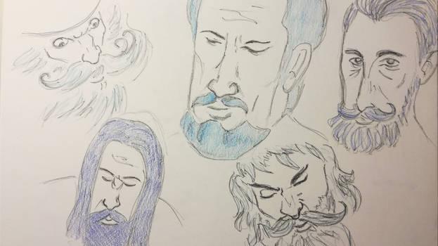 Monsieur Blue Beard