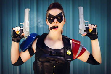 Comedian Cosplay 5 by leAlmighty