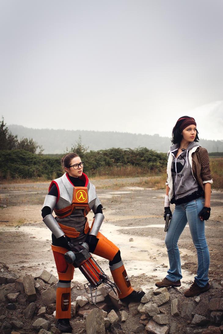 Alyx vance cosplay