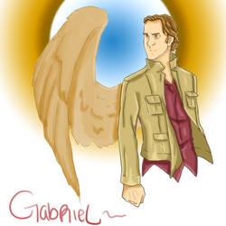 Holy Art Thou - Archangel Gabriel