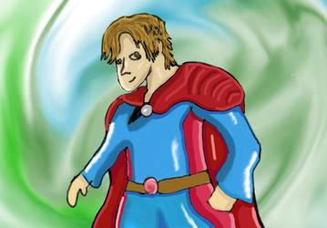 Random Hero Drawing