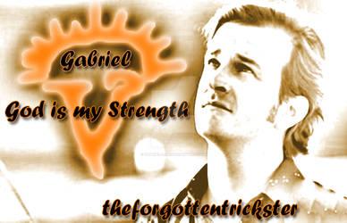 Theforgottentrickster - Gabriel 'God is my Strengt