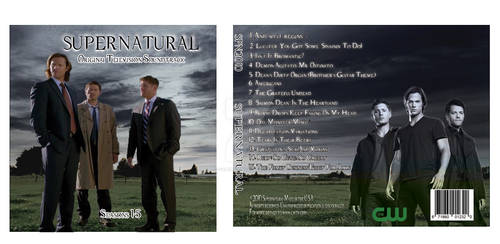 Supernatural CD Cover