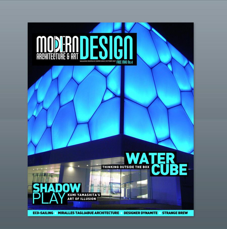 Modern Design Magazine 14 by RolsRice on DeviantArt