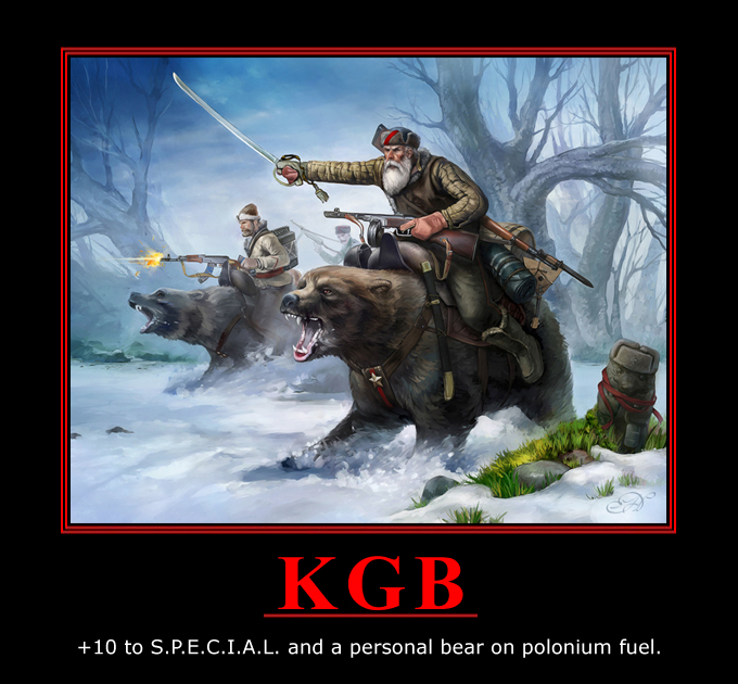 KGB ver.1 by GodSlayer-1