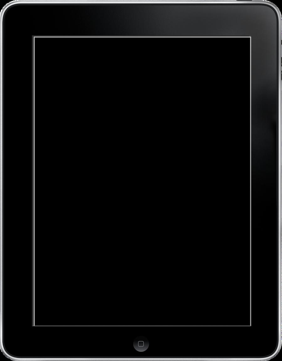 transparent ipad frame white - photo #26