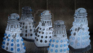 Intensive care daleks how they should have looked